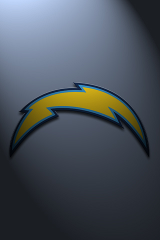 I just quickly threw together a San Diego Chargers wallpaper for my iPhone